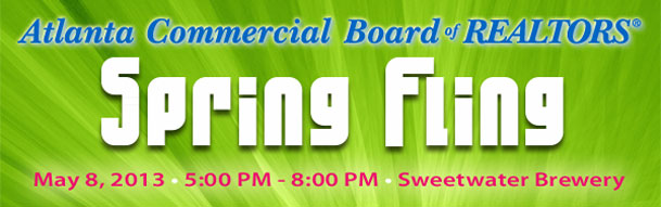 ACBR Spring Fling | May 8, 2013 • 5:00 PM - 8:00 PM • Sweetwater Brewery